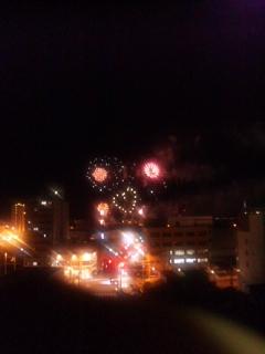 函館の花火大会